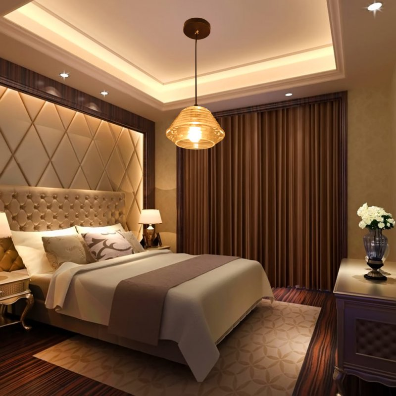 светильники для спальни на тумбочки