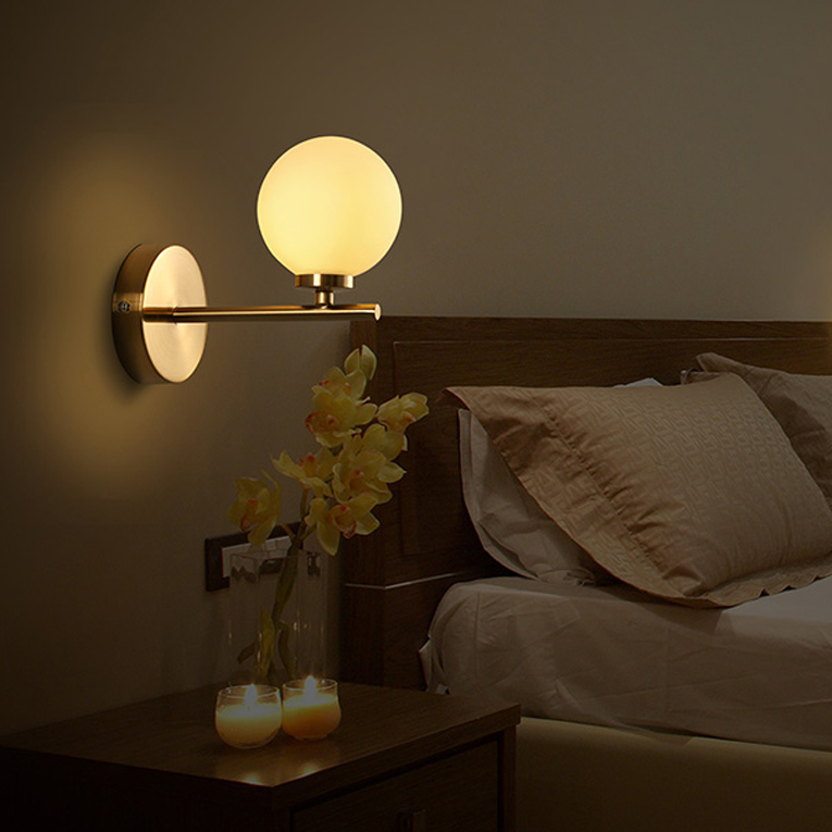 Модные светильники для спальни