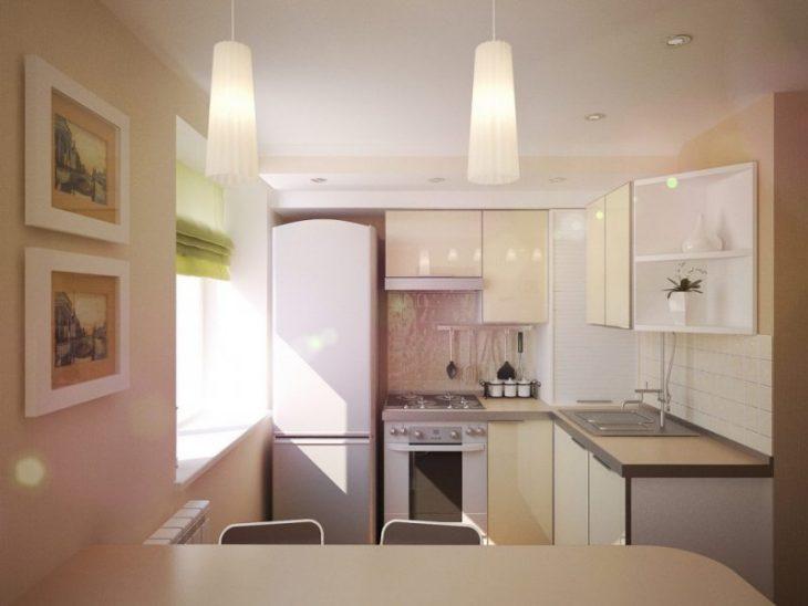 Планировка кухни и дизайн 75 фото современной планировки