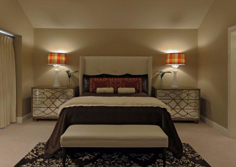 прикроватные светильники для спальни