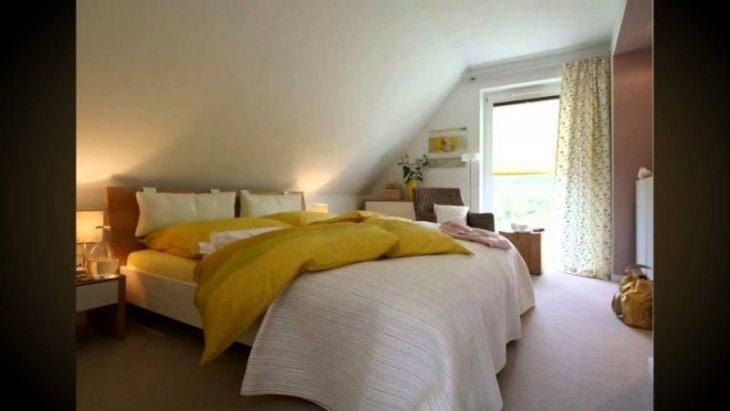 мансарда спальня прованс