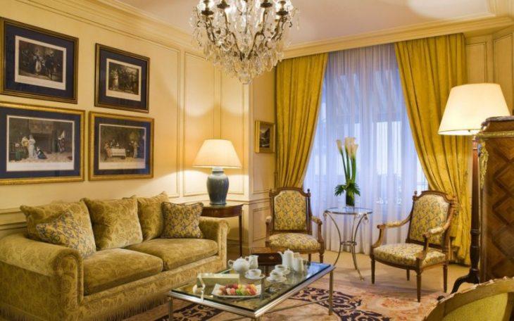 интерьер квартир в классическом стиле фото