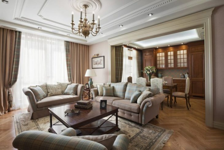 Classic style interior photo