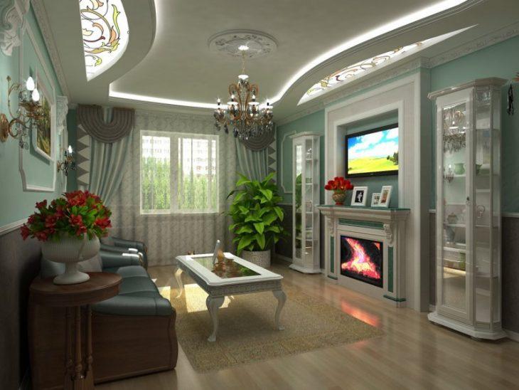 дизайн гостиной в хрущевке фото