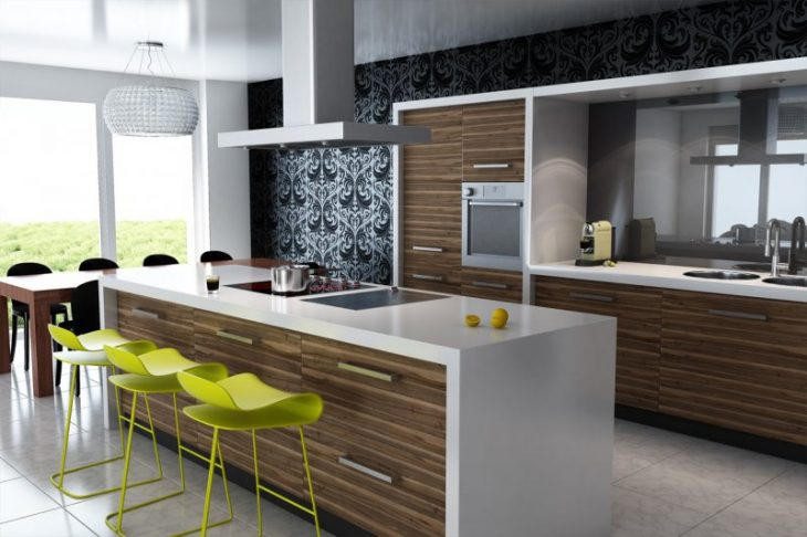 дизайн кухни новинки