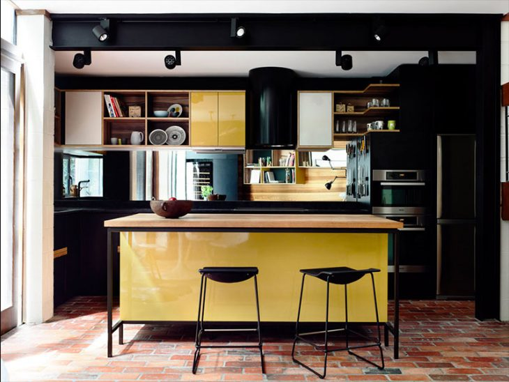 дизайн кухни гостиной новинки