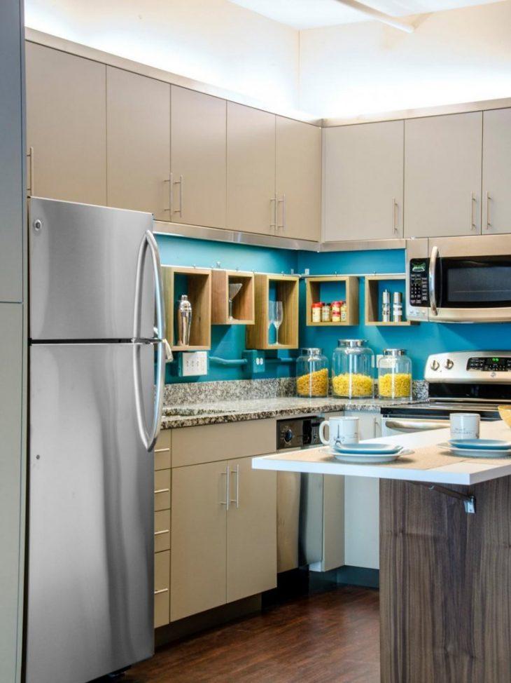 Дизайн кухни новинки - 100 фото мебели в интерьере кухни