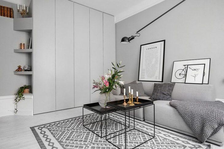 дизайн маленьких комнат в квартире