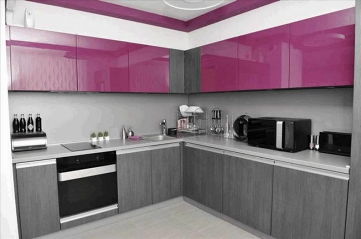 дизайн маленькой кухни новинки
