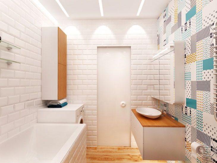 Ванная комната в скандинавском стиле 85 фото примеров