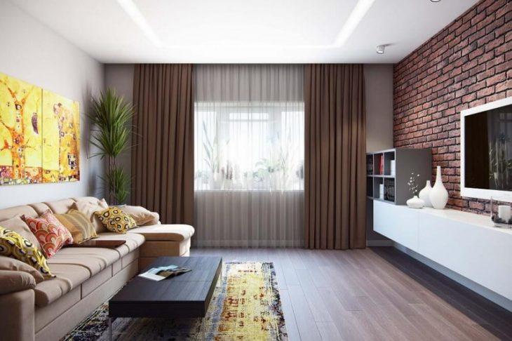 новинки дизайна гостиной