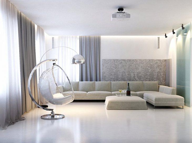 реальные фото интерьеров в стиле минимализм