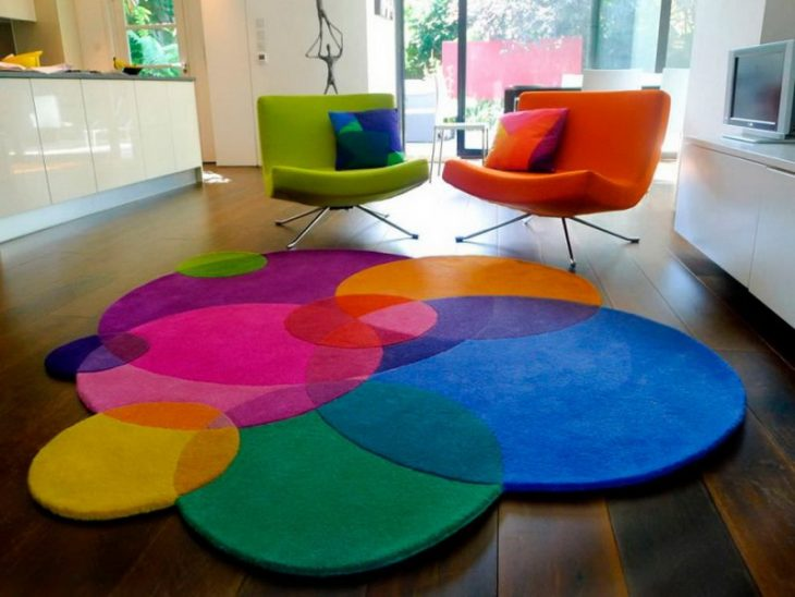 цвета в дизайне интерьера