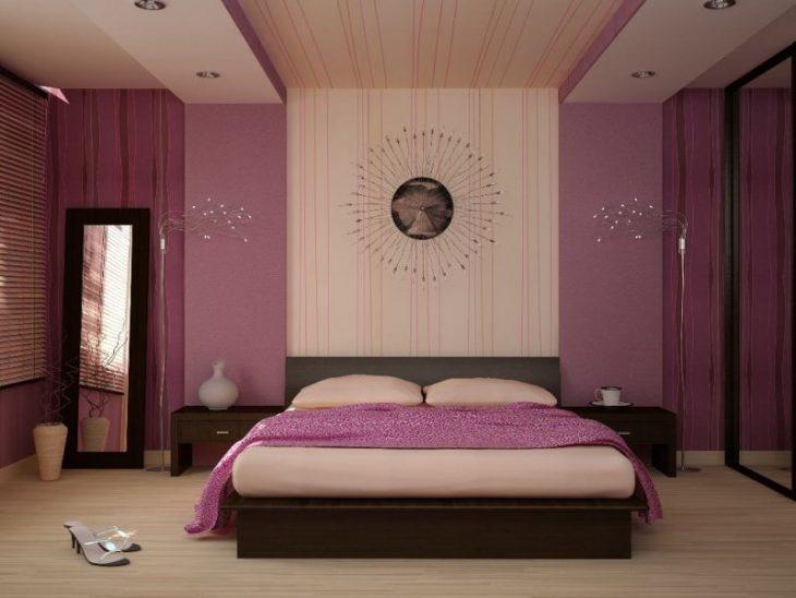 Обои для спальни фото дизайн