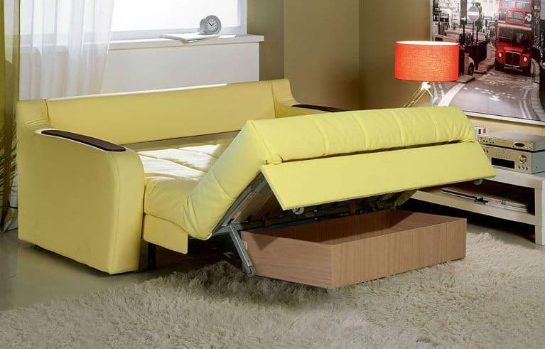 типы механизмов диванов