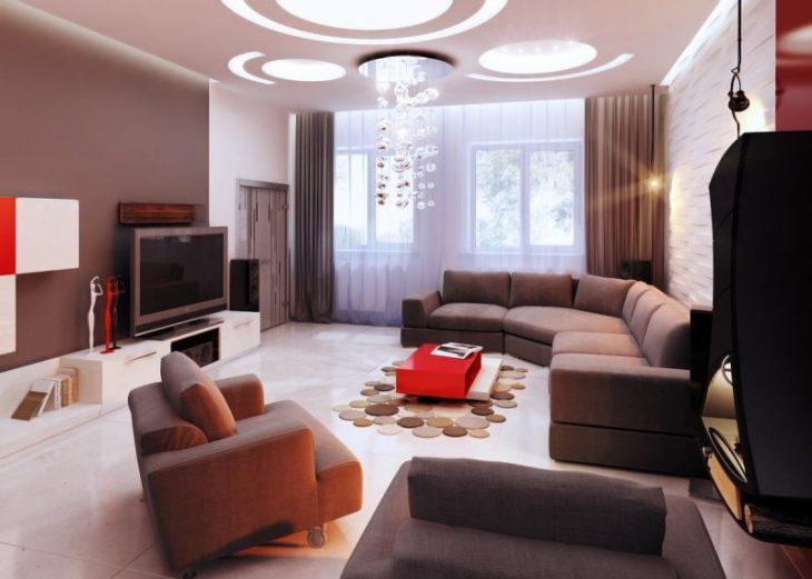 интерьер квартиры современные идеи