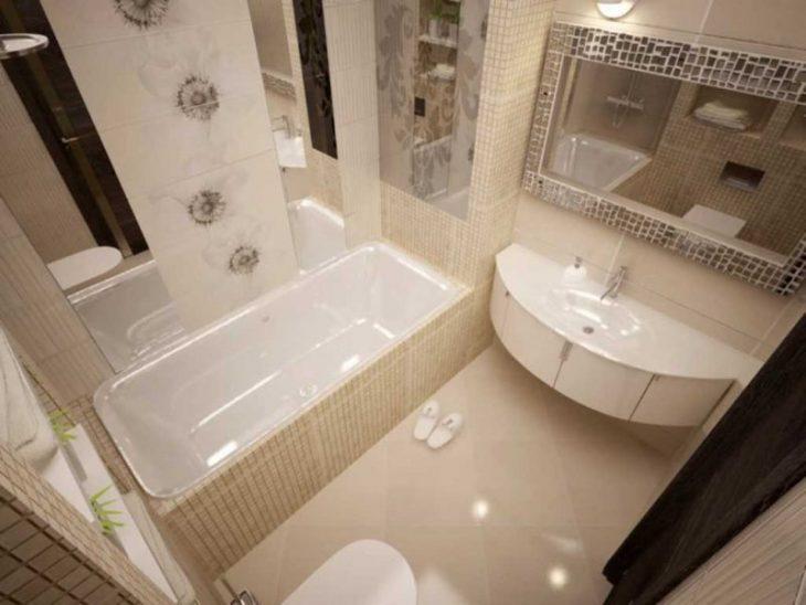 идеи для маленьких ванных комнат с туалетом