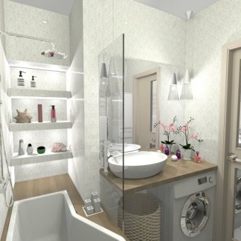 Роскошные ванные комнаты, четыре люкс-тренда ванных комнат