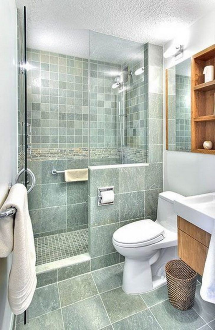 идеи дизайна маленькой ванной комнаты фото