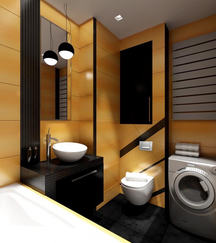 идеи интерьера маленькой ванной комнаты