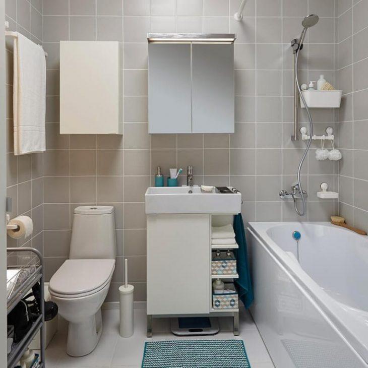 Обустройство ванной комнаты