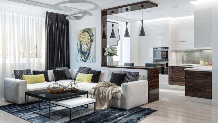 индивидуальный дизайн проект квартиры