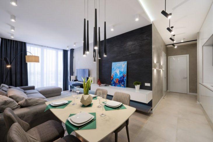 стили дизайн проектов квартир