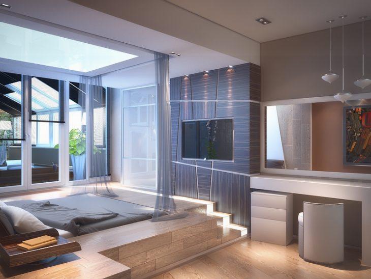 готовые дизайн проекты квартир