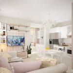 дизайн проект квартиры пример