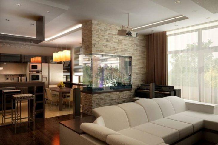 дизайн проект маленькой квартиры