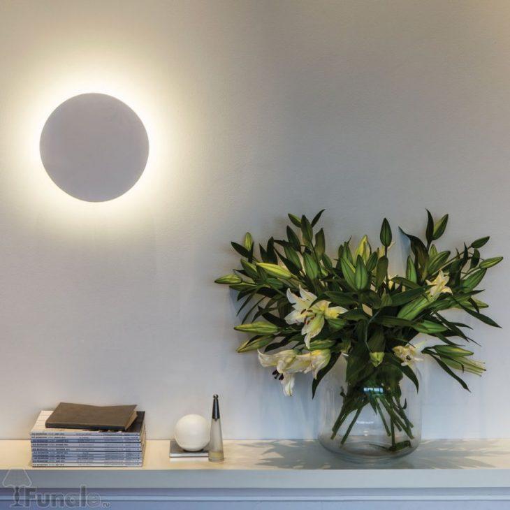 интерьер со светильниками