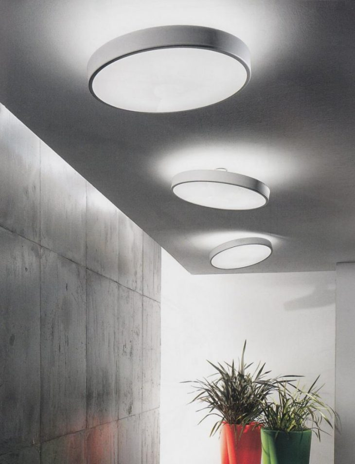 светильники в интерьере фото