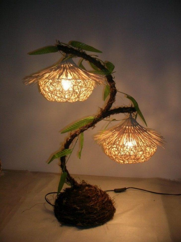 светильники в интерьере прихожей
