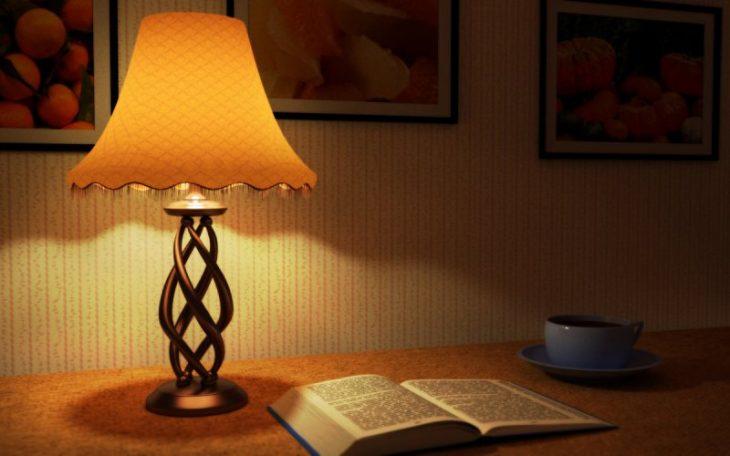 потолочные светильники в интерьере