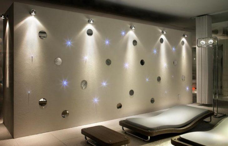 подвесные светильники фото в интерьерах