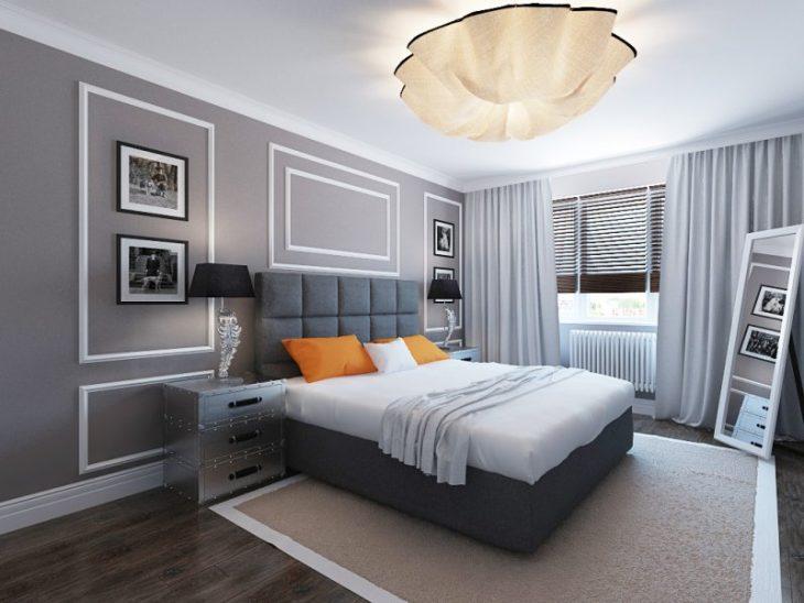 стили оформления спален