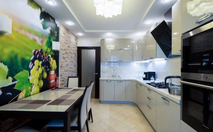 ремонт кухни варианты дизайна