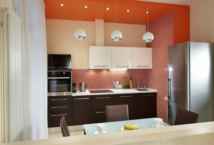Ремонт кухни современный дизайн с 85 фото. Кухня