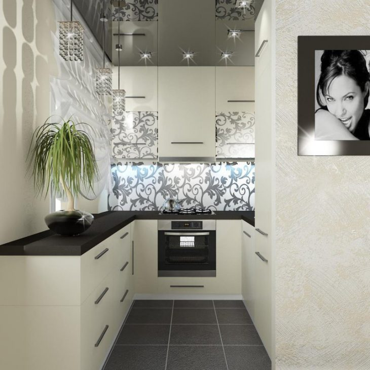 ремонт кухни своими руками дизайн