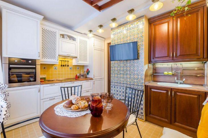 ремонт квартир дизайн кухни