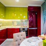 дизайн ремонта небольшой кухни