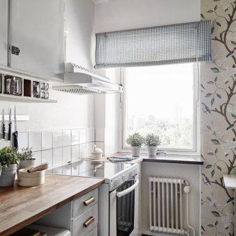 Ремонт кухни - варианты дизайна. 85 фото интерьера современной кухни