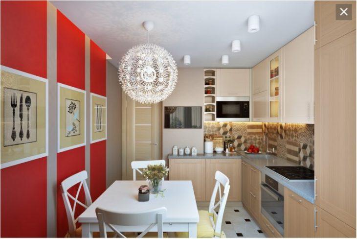 ремонт кухни фото современный дизайн