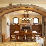 арки в квартире из гипсокартона