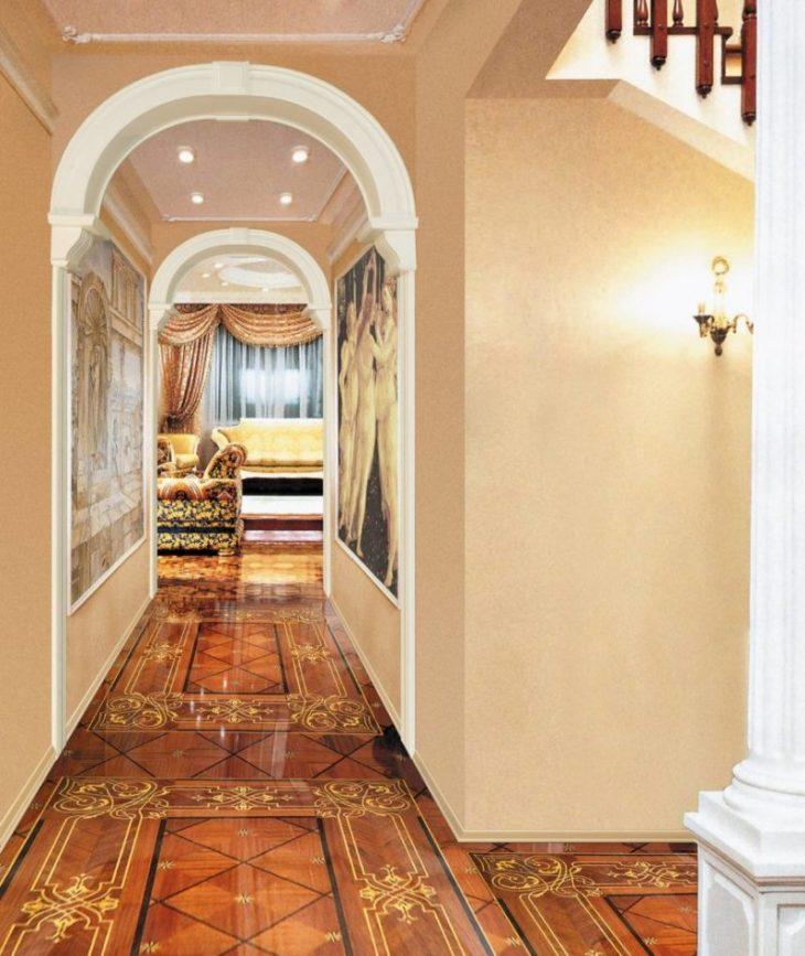 арки в квартире своими руками фото