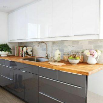 ИКЕА кухонная мебель для маленькой кухни. 85 фото вариантов кухонь IKEA