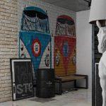 граффити лофт