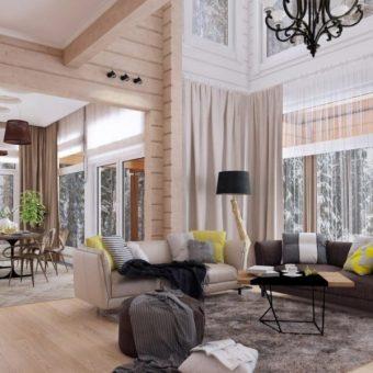 Идеи для оформления дома - 95 фото современного оформления дизайна дома