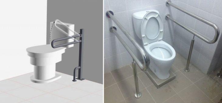ванная для инвалидов фото