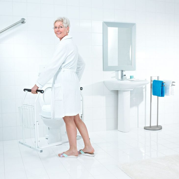 оборудование ванной для инвалидов